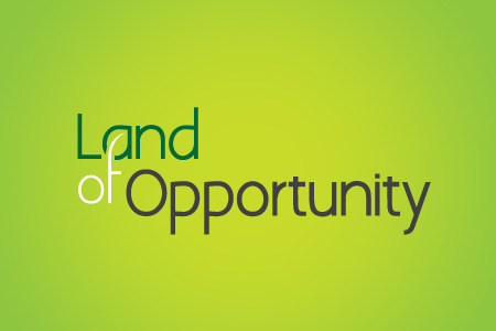 USDA Land of Opportunity