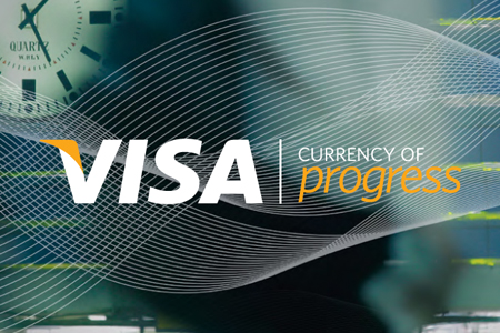 Visa Currency of Progress