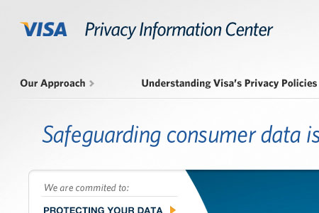 Visa Privacy Info Center